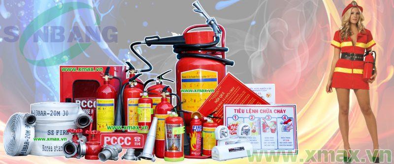 Nơi bán bình chữa cháy tại TPHCM uy tín