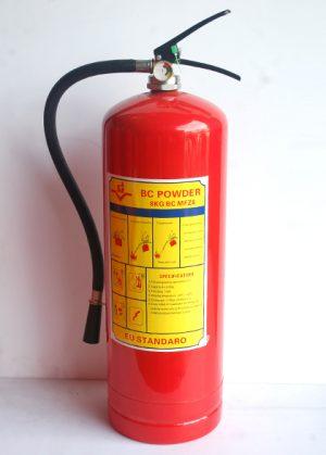 bình chữa cháy 8kg bột BC MFZ8
