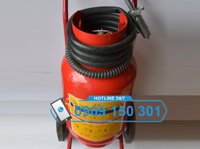 bình chữa cháy 35kg bột BC