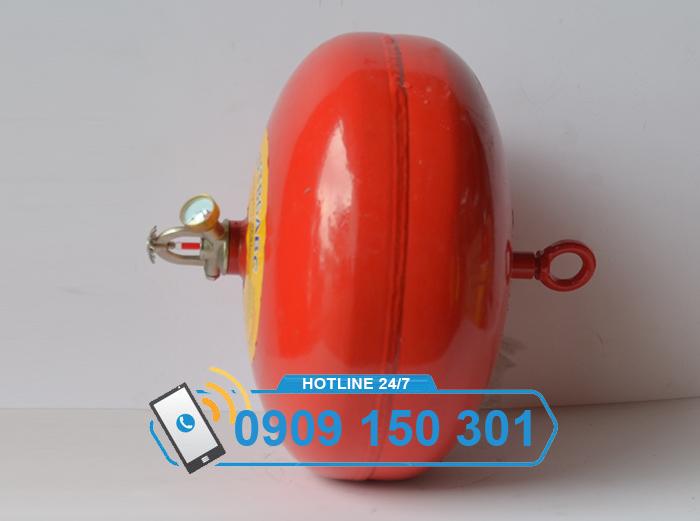 Quả cầu chữa cháy 6kg bột BC XZFTB6