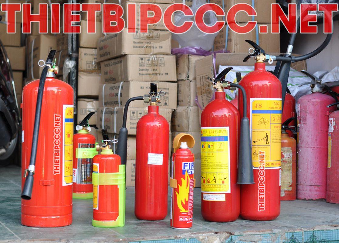 Bình chữa cháy là gì? tại sao cần sử dụng bình chữa cháy?