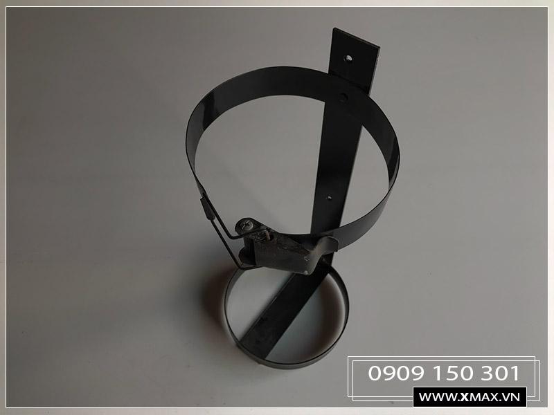 giá treo bình chữa cháy có khóa
