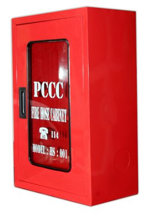 Tủ chữa cháy vách tường - hộp pccc cứu hỏa trong nhà