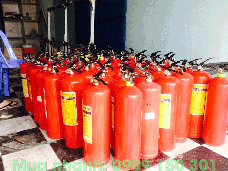 Bình chữa cháy Quận 9 HCM