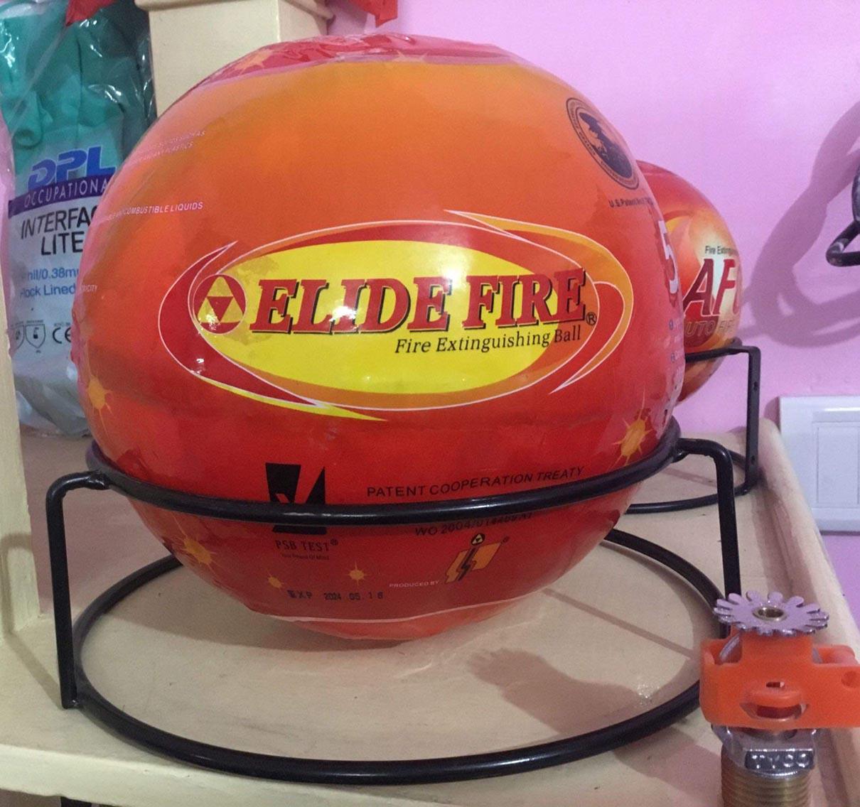 bóng ném chữa cháy Elide Fire Thái Lan cao cấp